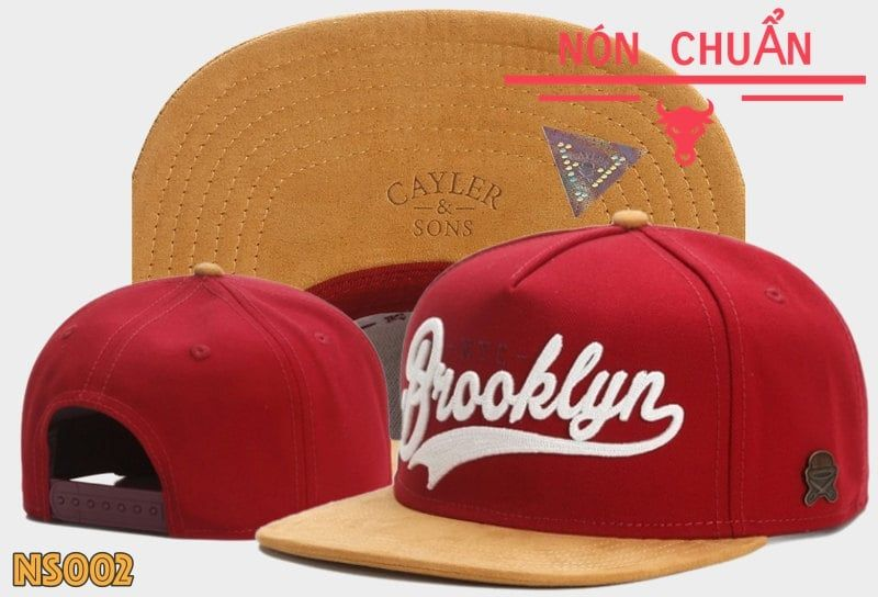 Nón Snapback Brooklyn