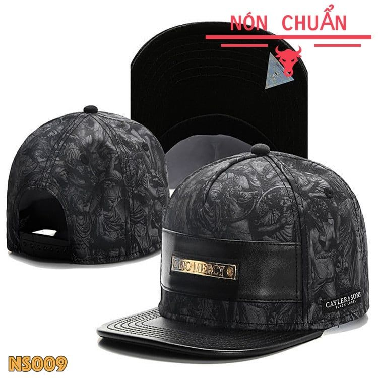 Nón Snapback No Mercy