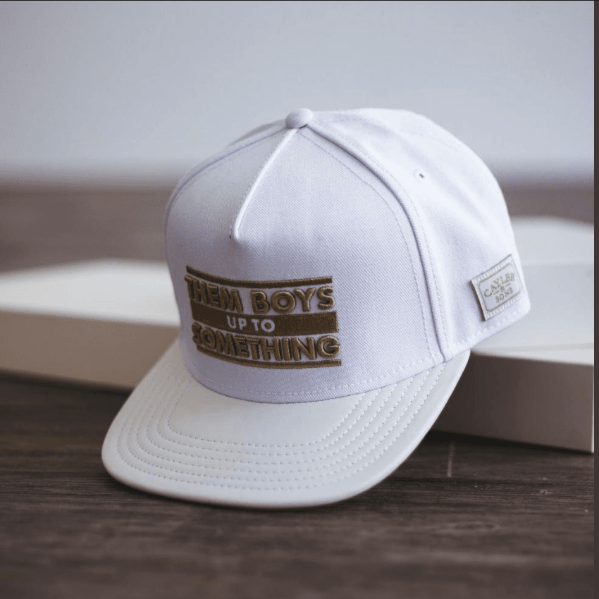 Nón Snapback Đẹp Them Boys Something 1