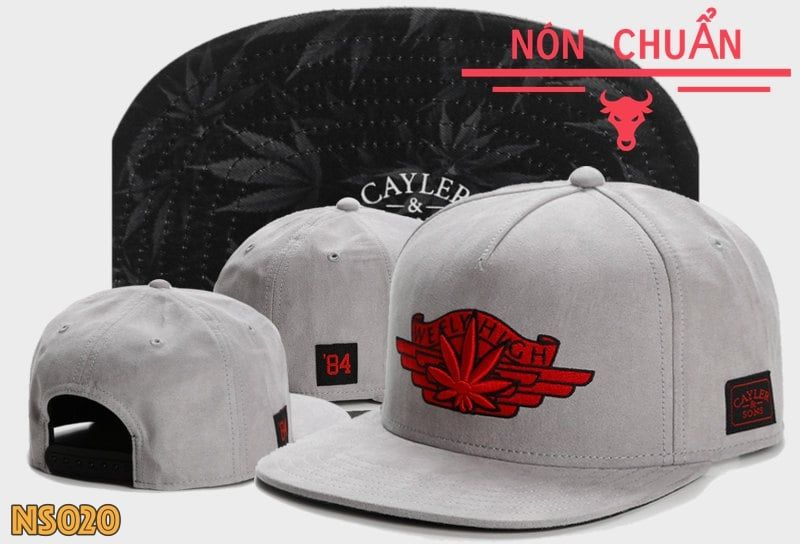 Nón Snapback We Fly High