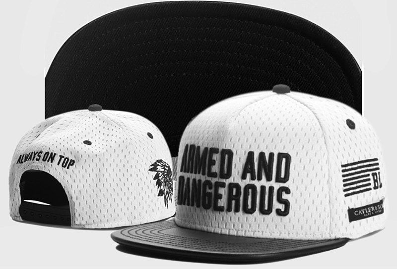 Nón Snapback Đẹp Armed And Dangerous 1