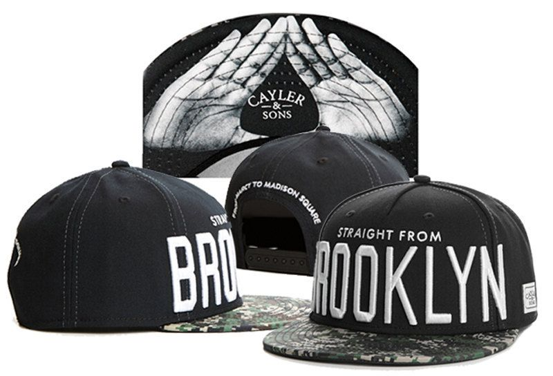 Nón Snapback Đẹp Straight From Brooklyn 1